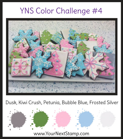 YNS Color Challenge 4